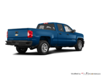 2018 Chevrolet Silverado 1500 WT | Photo 2 | Deep Ocean Blue Metallic