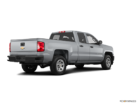 2018 Chevrolet Silverado 1500 WT | Photo 2 | Silver Ice Metallic