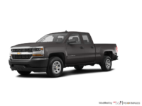 2018 Chevrolet Silverado 1500 WT | Photo 3 | Graphite Metallic