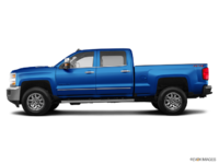 2018 Chevrolet Silverado 2500HD LTZ | Photo 1 | Deep Ocean Blue Metallic