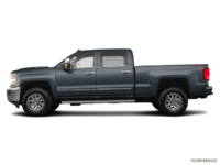 2018 Chevrolet Silverado 2500HD LTZ | Photo 1 | Graphite Metallic