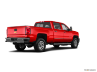 2018 Chevrolet Silverado 2500HD LTZ | Photo 2 | Red Hot