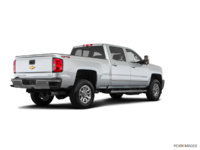 2018 Chevrolet Silverado 2500HD LTZ | Photo 2 | Silver Ice Metallic