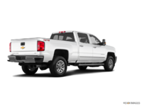 2018 Chevrolet Silverado 2500HD LTZ | Photo 2 | Summit White