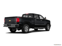 2018 Chevrolet Silverado 2500HD LTZ | Photo 2 | Black
