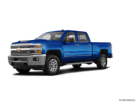 2018 Chevrolet Silverado 2500HD LTZ | Photo 3 | Deep Ocean Blue Metallic