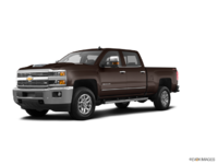 2018 Chevrolet Silverado 2500HD LTZ | Photo 3 | Havana Metallic