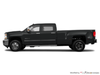 2018 Chevrolet Silverado 3500 HD LTZ | Photo 1 | Graphite Metallic
