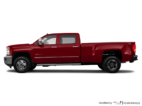 2018 Chevrolet Silverado 3500 HD LTZ | Photo 1 | Cajun Red
