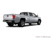 2018 Chevrolet Silverado 3500 HD LTZ | Photo 2 | Silver Ice Metallic