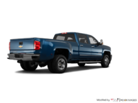 2018 Chevrolet Silverado 3500 HD LTZ | Photo 2 | Deep Ocean Blue Metallic
