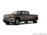 2018 Chevrolet Silverado 3500 HD LTZ | Photo 3 | Havana metallic