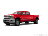 2018 Chevrolet Silverado 3500 HD LTZ | Photo 3 | Red Hot