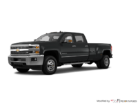 2018 Chevrolet Silverado 3500 HD LTZ | Photo 3 | Graphite Metallic