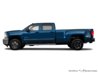 2018 Chevrolet Silverado 3500 HD WT | Photo 1 | Deep Ocean Blue Metallic