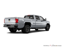 2018 Chevrolet Silverado 3500 HD WT | Photo 2 | Silver Ice Metallic