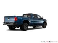 2018 Chevrolet Silverado 3500 HD WT | Photo 2 | Deep Ocean Blue Metallic