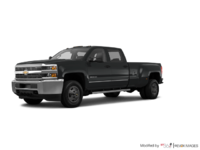 2018 Chevrolet Silverado 3500 HD WT | Photo 3 | Graphite Metallic