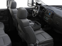 2018 Chevrolet Silverado 3500 HD WT | Photo 1 | Dark Ash/Jet Black Cloth (H2R-AE7)
