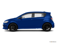 2018 Chevrolet Sonic Hatchback PREMIER | Photo 1 | Kinetic Blue Metallic
