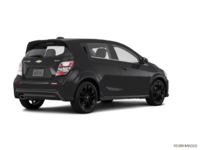 2018 Chevrolet Sonic Hatchback PREMIER | Photo 2 | Nightfall Grey Metallic