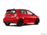 2018 Chevrolet Sonic Hatchback PREMIER | Photo 2 | Cajun Red