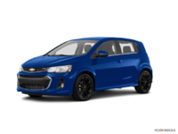 2018 Chevrolet Sonic Hatchback PREMIER | Photo 3 | Kinetic Blue Metallic