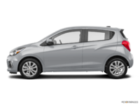 2018 Chevrolet Spark 1LT | Photo 1 | Silver Ice Metallic