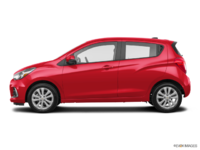 2018 Chevrolet Spark 1LT | Photo 1 | Red Hot