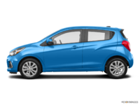 2018 Chevrolet Spark 1LT | Photo 1 | Splash Metallic