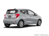 2018 Chevrolet Spark 1LT | Photo 2 | Silver Ice Metallic