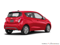 2018 Chevrolet Spark 1LT | Photo 2 | Red Hot