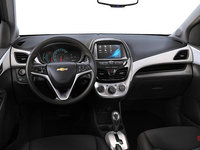 2018 Chevrolet Spark 1LT | Photo 3 | Jet Black/White Cloth