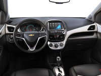 2018 Chevrolet Spark 2LT | Photo 3 | Jet Black/Beige Leatherette