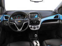 2018 Chevrolet Spark 2LT | Photo 3 | Jet Black/Blue Leatherette
