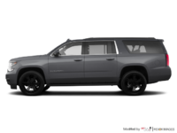 2018 Chevrolet Suburban LT | Photo 1 | Tungsten Metallic