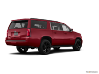 2018 Chevrolet Suburban LT | Photo 2 | Siren Red