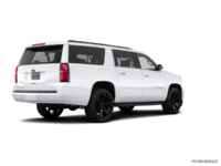 2018 Chevrolet Suburban LT | Photo 2 | Iridescent Pearl
