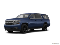2018 Chevrolet Suburban LT | Photo 3 | Blue Velvet Metallic