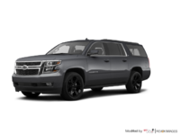 2018 Chevrolet Suburban LT | Photo 3 | Tungsten Metallic