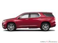 2018 Chevrolet Traverse HIGH COUNTRY | Photo 1 | Cajun red tintcoat