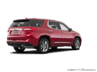 2018 Chevrolet Traverse HIGH COUNTRY | Photo 2 | Cajun red tintcoat