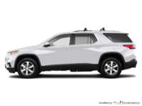 2018 Chevrolet Traverse LT TRUE NORTH | Photo 1 | Summit White