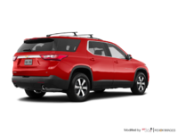 2018 Chevrolet Traverse LT TRUE NORTH | Photo 2 | Cajun red tintcoat