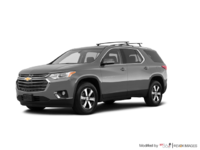 2018 Chevrolet Traverse LT TRUE NORTH | Photo 3 | Satin steel metallic