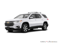 2018 Chevrolet Traverse LT TRUE NORTH | Photo 3 | Summit White