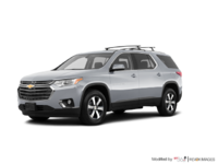 2018 Chevrolet Traverse LT TRUE NORTH | Photo 3 | Silver Ice Metallic