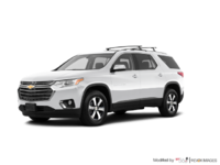 2018 Chevrolet Traverse LT TRUE NORTH | Photo 3 | Iridescent pearl tricoat