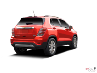 2018 Chevrolet Trax PREMIER | Photo 2 | Red Hot