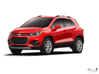 2018 Chevrolet Trax PREMIER | Photo 3 | Red Hot